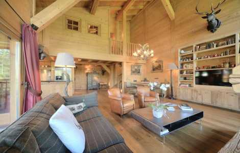 Private chalet, MEGEVE - Ref 71434